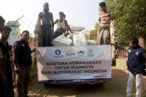 Yayasan Al-Huda Surakarta Salurkan Bantuan Kemanusiaan Untuk Rohingya